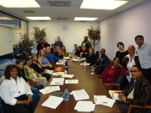 SEFA Working Group Members