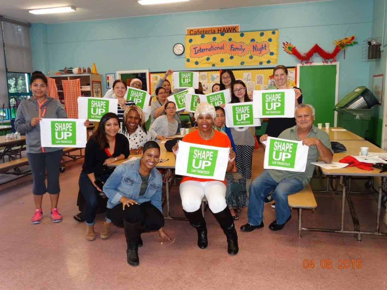 Uniting Parents for Physical Education (U P P E ) | Shape Up