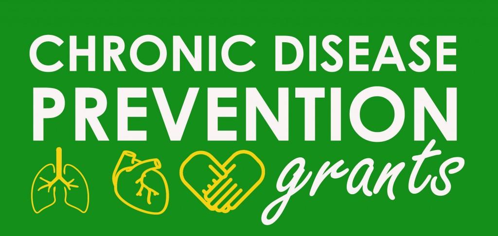 Chronic disease prevention grants
